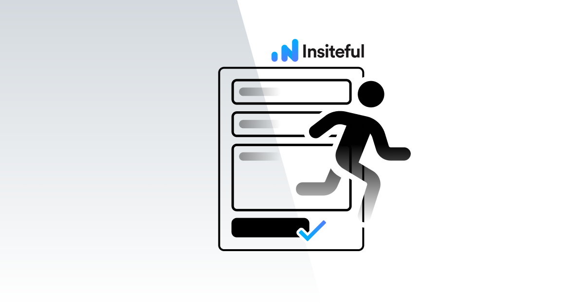 Manage incomplete entries from any form