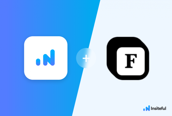 Insiteful + NotionForms: Partial entry & form abandonment tracking, saved progress, auto follow-up & more
