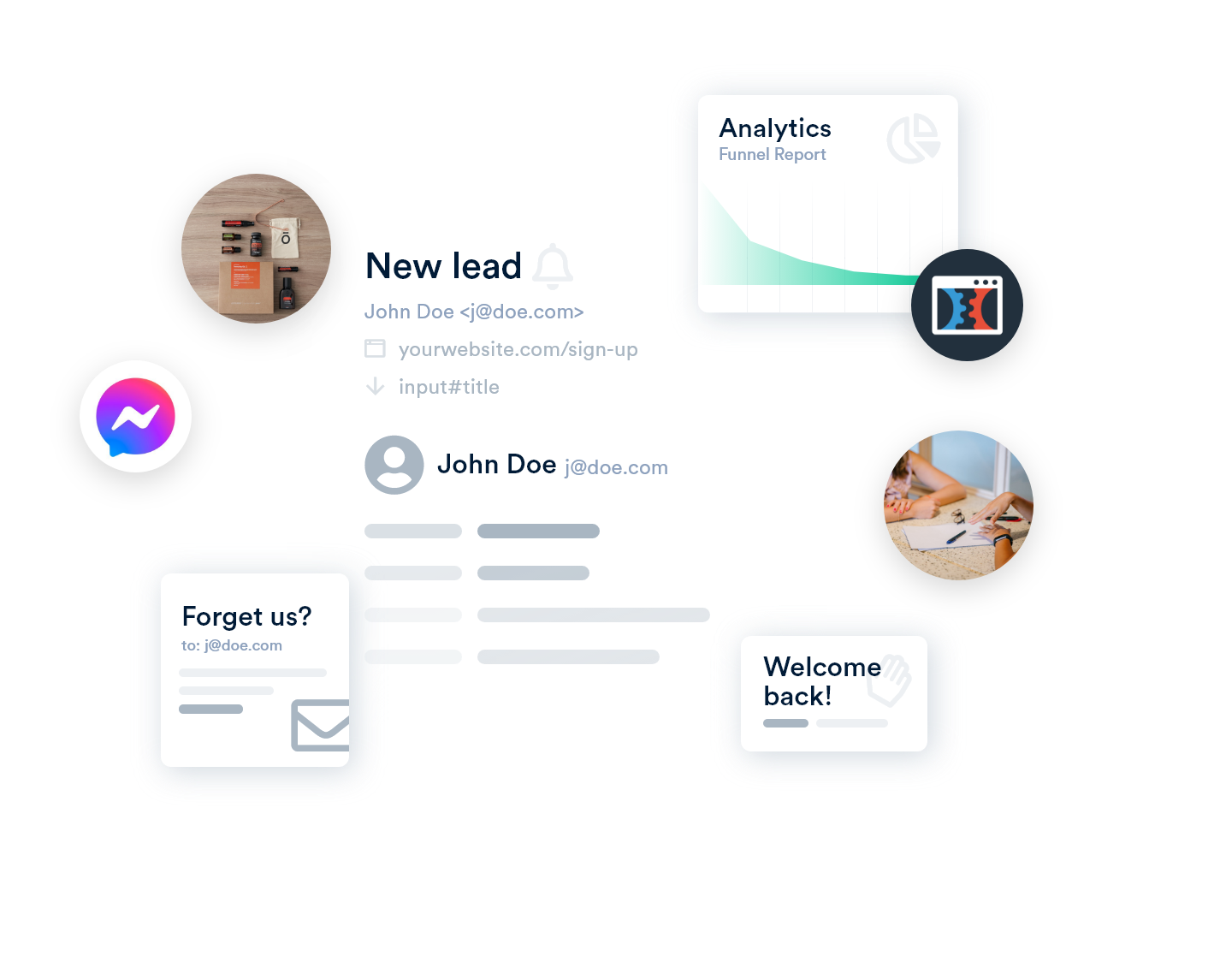 Partial Form Entry Tracking for Membership Businesses by Insiteful - All-in-One Form Abandonment & Optimization Solution | Insiteful